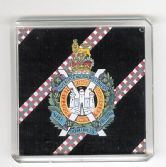 KING'S OWN SCOTTISH BORDERERS FRIDGE MAGNET